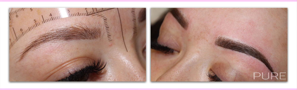 Eyebrow Tattoo Purley