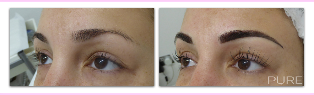 semi permanent makeup kent