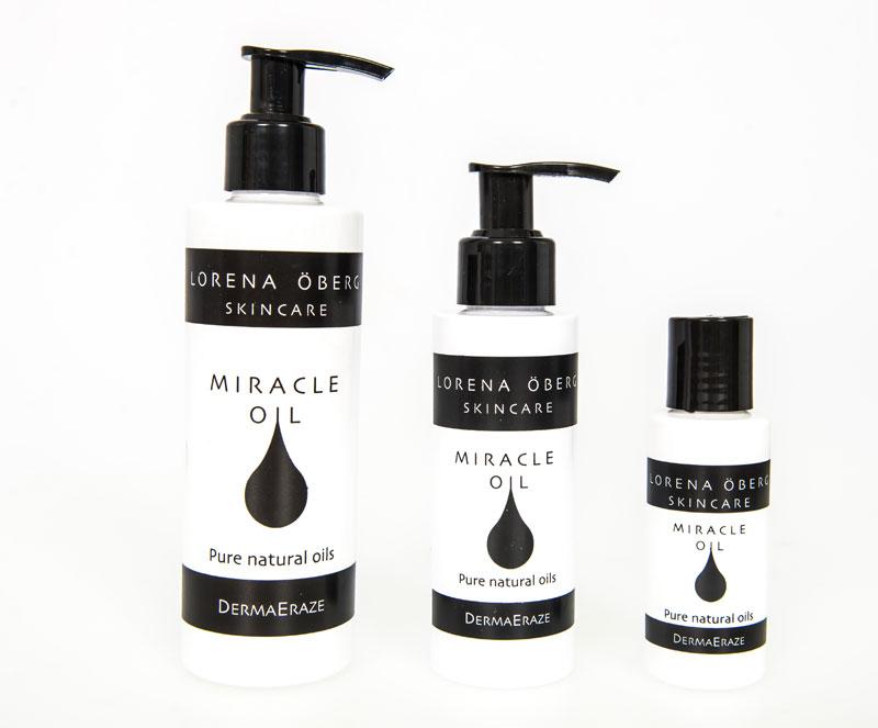 miracle oil lorena oberg