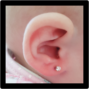 Baby Ear Piercing London Surrey And Croydon Lorena Oberg